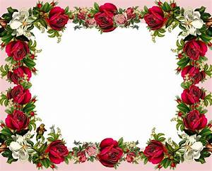 Flower Girl Picture Frames - Beautiful Flowers