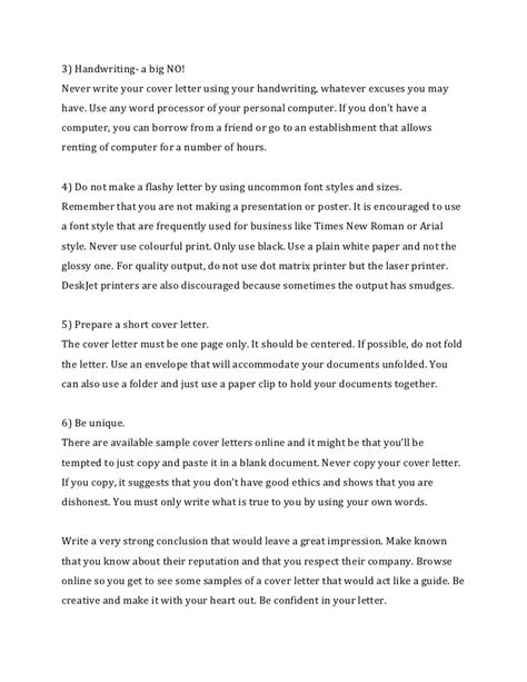 cover letter for ta how to write a cover letter for a resume