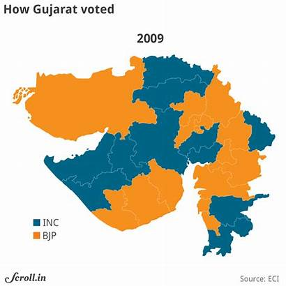 Gujarat Nothing Results State Polls Changed Between