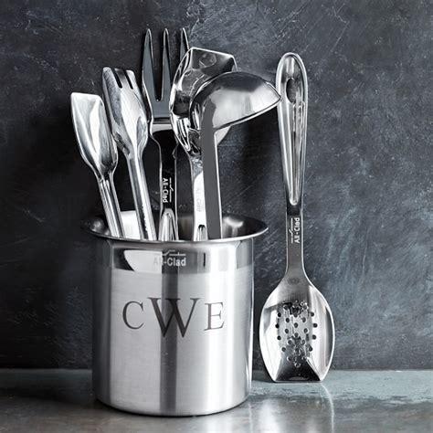 clad cook serve stainless steel tools set