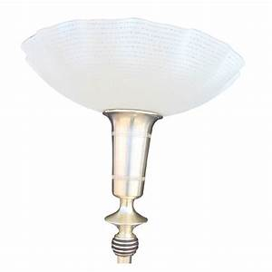 Antique floor lamp shade replacement floor lamps for Replacement lampshade for old floor lamps