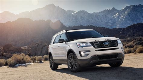 ford explorer xlt appearance package wallpaper hd