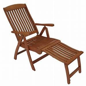 Gartenstühle Holz Dänisches Bettenlager : klappsessel deckchair gartensessel gartenstuhl maracaibo ~ A.2002-acura-tl-radio.info Haus und Dekorationen