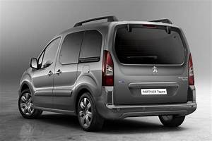 Peugeot Partner Tepee 2015 Bilder  14 Von 17