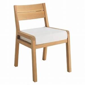 RADIUS Oak dining chair Buy now at Habitat UK