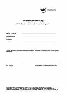 Einverständniserklärung Vorlage : einverst ndniserkl rung 2017 sportvereinigung holzgerlingen abt fu ball ~ Themetempest.com Abrechnung