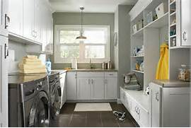 Kitchen Laundry Room Design by 25 Space Saving Multipurpose Laundry Rooms