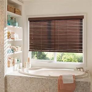 Bathroom window blinds and shades steves blinds steve for Window treatments for the bathroom