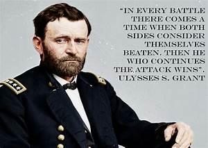 Ulysses S. Grant Quotes. QuotesGram