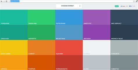 Powerpoint Template Color Scheme by Responsive Color Palette Tool Flatuicolors