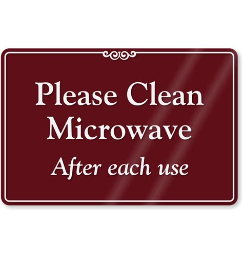 Kitchen Wall Ideas - what to use clean microwave bestmicrowave