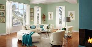 Calming, Living, Room, Ideas, And, Inspirational, Paint, Colors