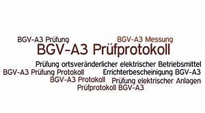 E Check Prüfprotokoll : wof r sie ein bgv a3 pr fprotokoll brauchen und woraus es ~ Lizthompson.info Haus und Dekorationen