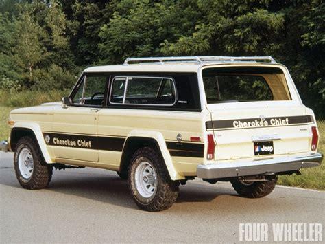 jeep cherokee chief interior 74 78 jeep cherokee sj chief