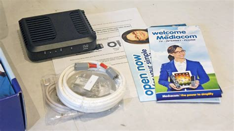 mediacom cable phone number mediacom installation kit cisco dpq2160 docsis 2