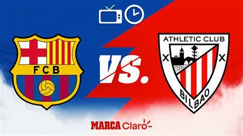 Liga Española - FC Barcelona: Barcelona vs Bilbao: horario ...