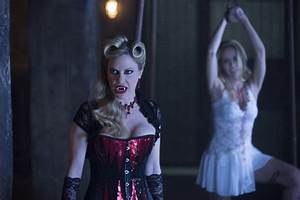 Kristin Bauer van Straten and Anna Camp – True Blood ...