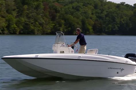 F Boat by Bayliner Element F18 Boat Review Boats
