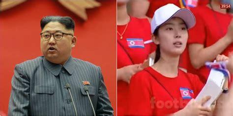 coree du nord qui sont ces filles envoyees par le regime