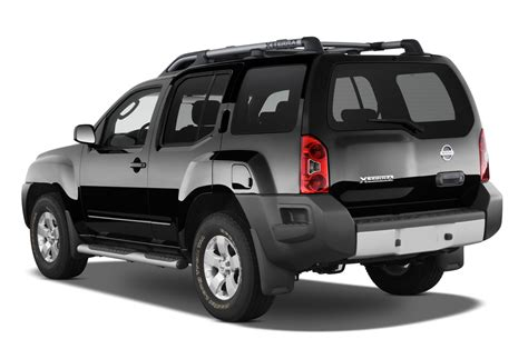 2018 Nissan Xterra Reviews And Rating Motor Trend