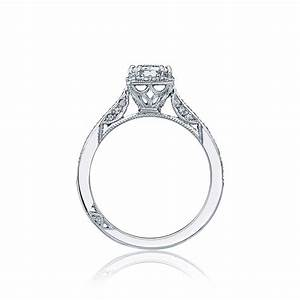 tacori engagement rings dantela emerald cut setting With tacori wedding ring