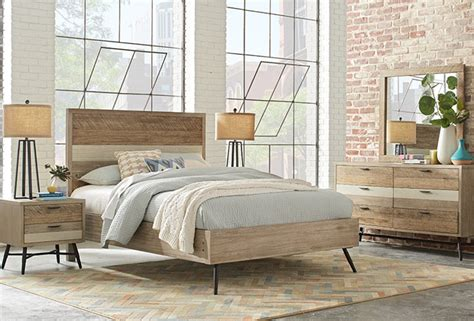 Bed And Chair Set by Rooms To Go Bedroom Furniture