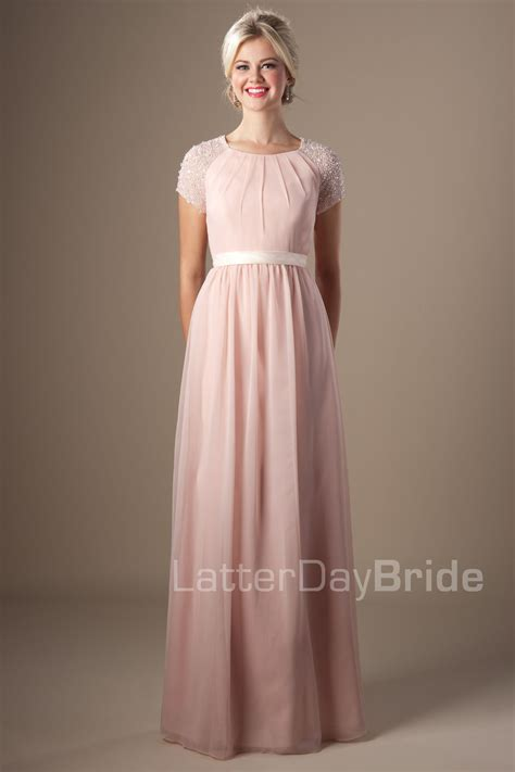 Modest Prom Dresses : Aspen | Prom dresses modest, Prom ...