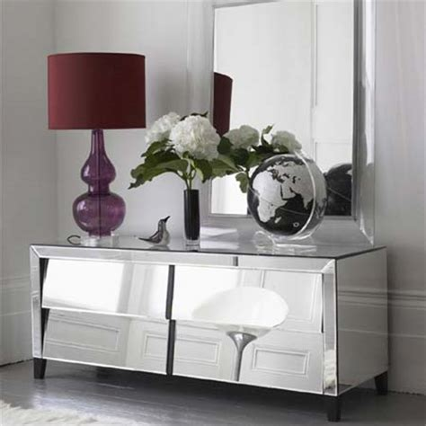 Glamorous Bedroom Mirrors by Stylish Home Mirrored Furniture
