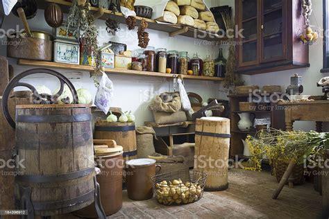 rustic pantry interior stock photo  image  istock