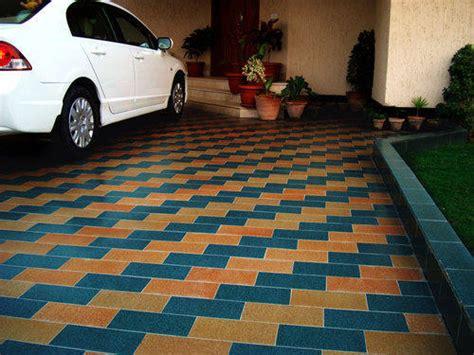 car parking tiles manufacturer  pune