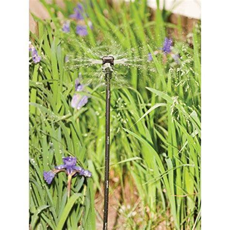 rain bird msdmspkit drip irrigation micro spray flower bed