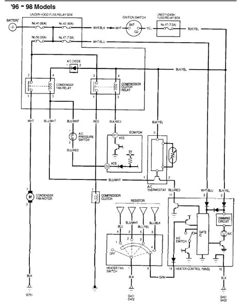 2009 civic fuse box diagram 27 wiring diagram images