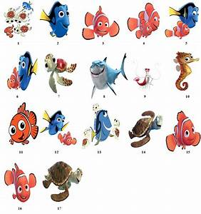 All Nemo Characters | www.imgkid.com - The Image Kid Has It!