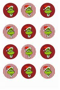 Free Printable Christmas Bottle Cap Sheets