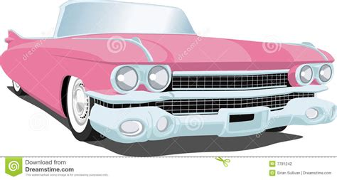 cadillac cartoons illustrations vector stock images