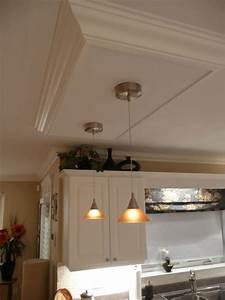 how to create a kitchen island ceiling light box kitchen