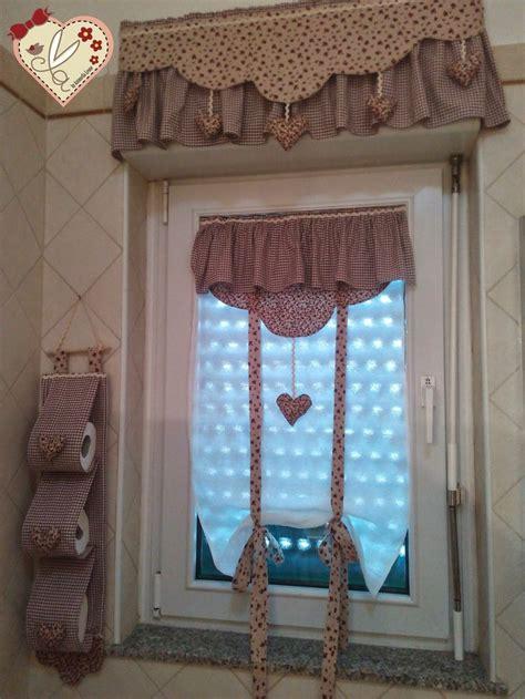 tende con mantovana country le creazioni di antonella tende per bagno con dietro