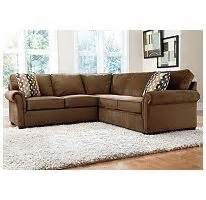 aaron sectional sofa 2 pc 799 home where the heart With sectional sofas aarons
