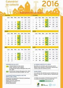 Calendrier Des événements 2016 : calendrier de collecte 2016 ~ Medecine-chirurgie-esthetiques.com Avis de Voitures