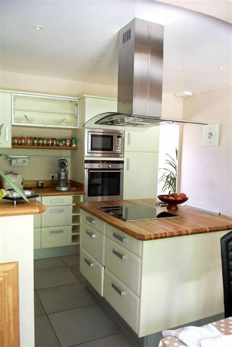 encimeras de cocina madera maciza  la cocina
