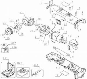 Dewalt Dw965 Type L Parts