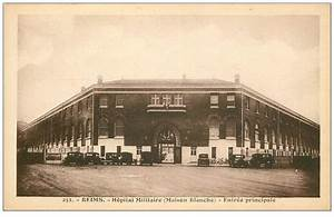 Maison Blanche Reims : 51 reims h pital militaire maison blanche 1936 ~ Melissatoandfro.com Idées de Décoration