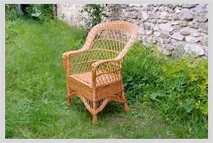 Fauteuil En Osier : fauteuil en osier ~ Melissatoandfro.com Idées de Décoration