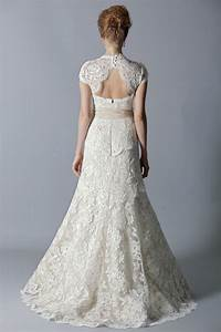 A collection of stunning wedding dresses with keyhole back for Keyhole back wedding dresses