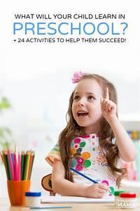 What Do Kids Learn in Preschool? + 24 Activities, Too!