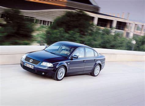 2004 Volkswagen Passat W8