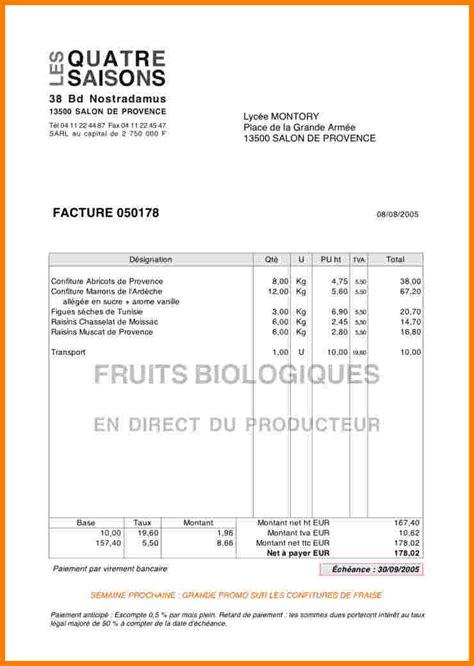 modele de facture proforma pdf telecharger gratuit