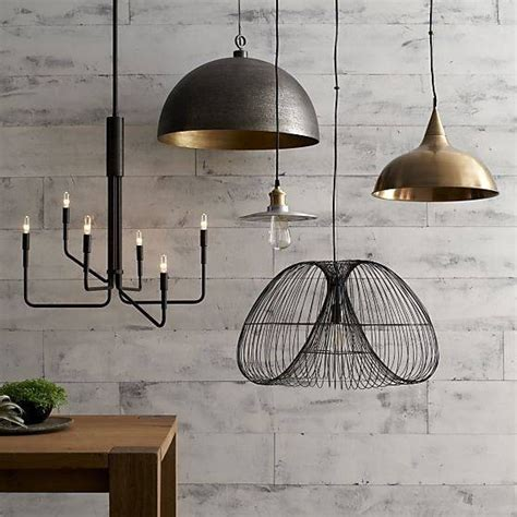 crate and barrel l shades 15 collection of crate and barrel pendants