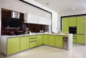 Green, Theme, Kitchen, Ideas