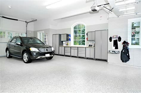 home design before and after the bright clean garage gallery garage living